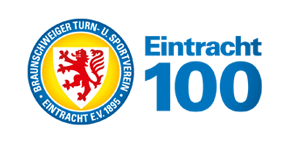 Logo der Eintracht 100